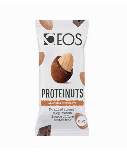 EOS nutrisolutions - Protein chocolate coated almonds Proteinuts 35g