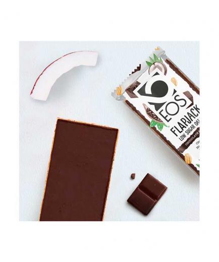 EOS nutrisolutions - Vegan bar Flapjack Natural - Dark Chocolate