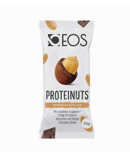 EOS nutrisolutions - Protein Chocolate Coated Peanuts Proteinuts 35g
