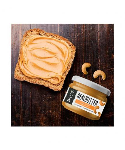 EOS nutrisolutions - Cream Real Butter 100% cashew
