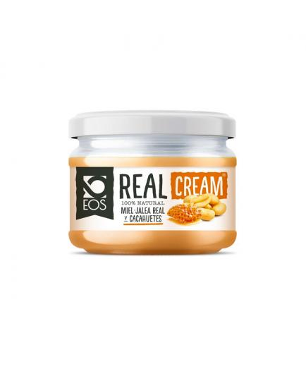 EOS nutrisolutions - Royal Butter Peanut, Honey and Royal Jelly Cream