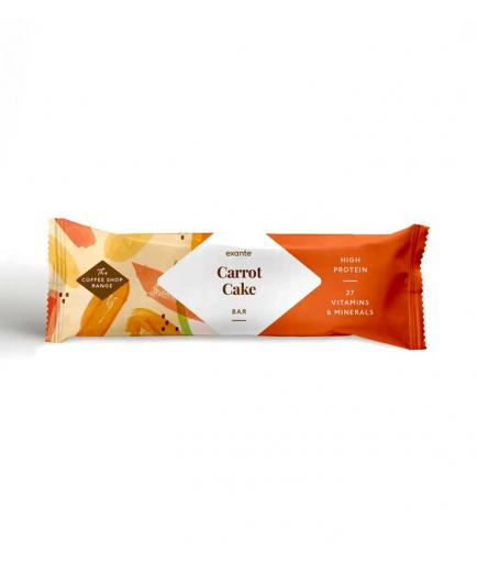 Exante - Meal replacement protein bar 60g - Carrot cake