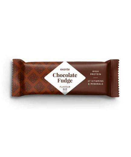 Exante - Meal replacement protein bar 60g - Chocoate Fudge