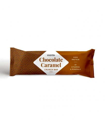 Exante - Meal replacement protein bar 60g - Chocolate and caramel