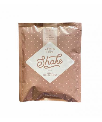 Exante - Gluten-free powder meal replacement shake 52g - Cookies & cream