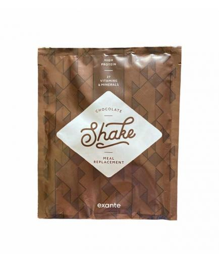 Exante - Gluten-free powder Meal Replacement shake 51g - Chocolate