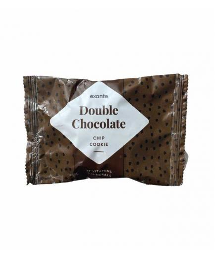 Exante - Protein meal replacement biscuit 60g - Double chocolate