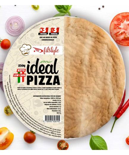 Fitstyle - Ideal keto pizza base 250g