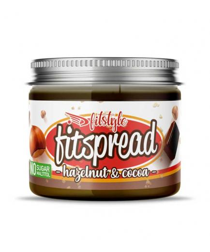 Fitstyle - Cocoa cream with hazelnuts Fitspread 200g