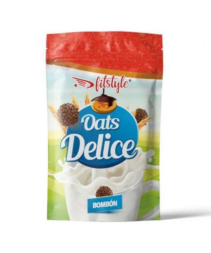 Fitstyle - Oats Delice Oatmeal 500g - Bonbon