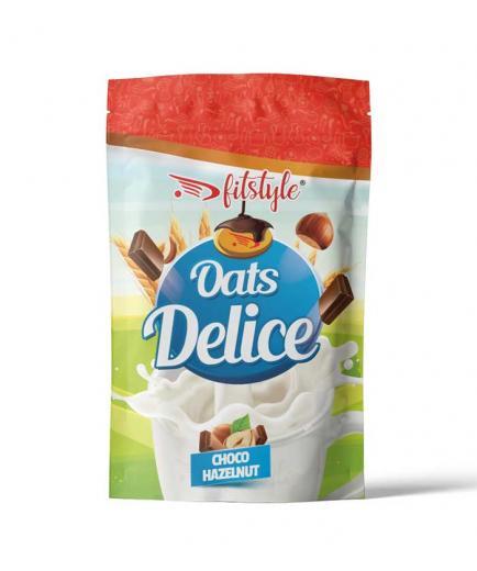 Fitstyle - Oats Delice Oatmeal 500g - Choco Hazelnut