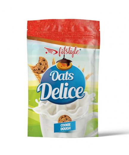 Fitstyle - Oats Delice Oatmeal 500g - Cookie dought