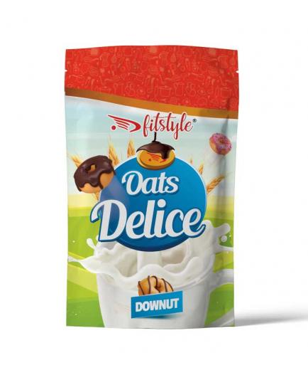 Fitstyle - Oats Delice Oatmeal 500g - Downut