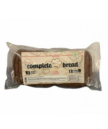 Fitstyle - Artisan sliced bread with seeds Complete 360g