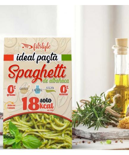 Fitstyle - Ideal Basil Sphaghetti Konjac Pasta 200g