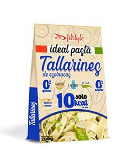 Fitstyle - Ideal spinach noodle konjac pasta 200g