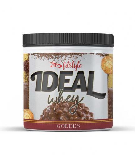 Fitstyle - Ideal Whey Golden Whey Protein 500g - Hazelnut Bonbon