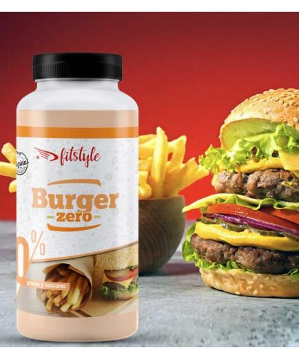 Fitstyle - Burger Sauce 0% 265ml