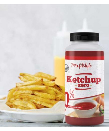 Fitstyle - Ketchup Sauce 0% 265ml
