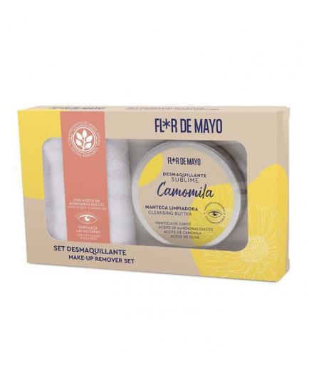 Flor de Mayo - Sublime make-up remover butter set