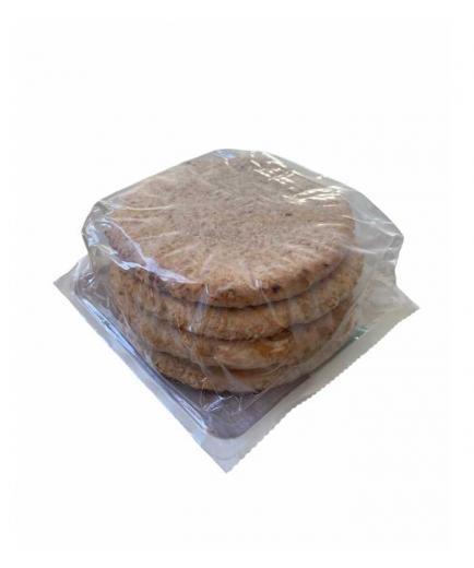 Florentin - Organic Whole Wheat Pita Bread 280g