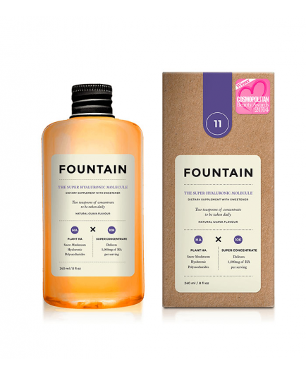 Fountain - 11: The Super Hyaluronic Molecule