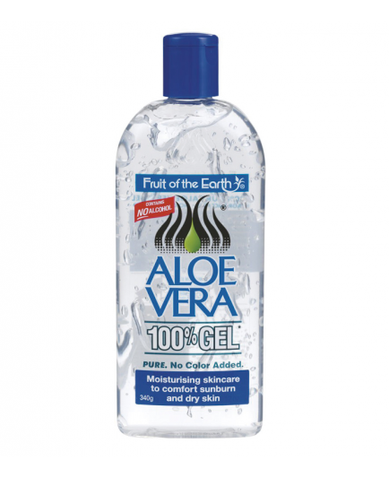 Fruit of the Earth - Gel Aloe Vera 100% - 340g