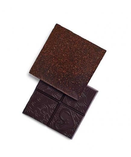 Funky Fat Foods - Dark Chocolate 70% Vegan Keto 50g - Coffee