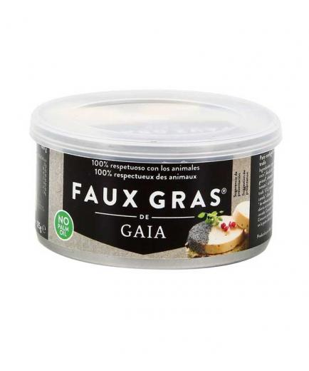 Gaia - Organic vegetable pate with truffle Faux Gras
