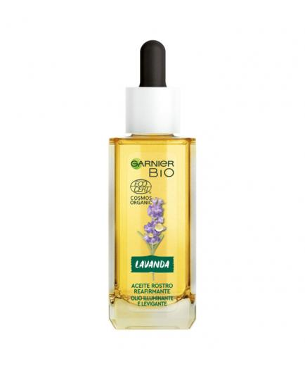 Garnier BIO - Face Oil Firming with Essential Oil Lavender and Organic Argan and Vitamin E