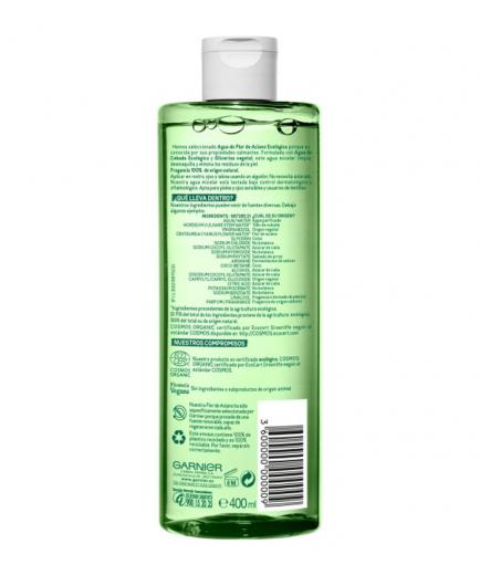 Garnier BIO - Micellar Water Flower of Cornflower and Organic Barley