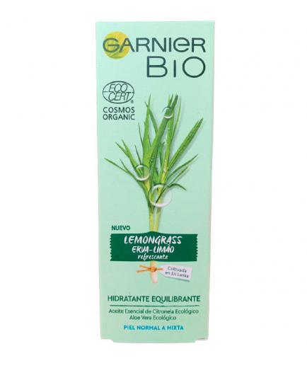 Garnier BIO - Organic Lemongrass Moisturizer with Aloe Vera