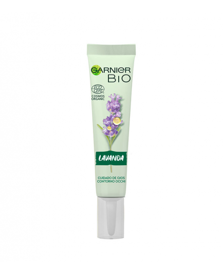 Garnier BIO - Anti-aging Eye Cream with Organic Lavender Essential Oil and Vitamin E
