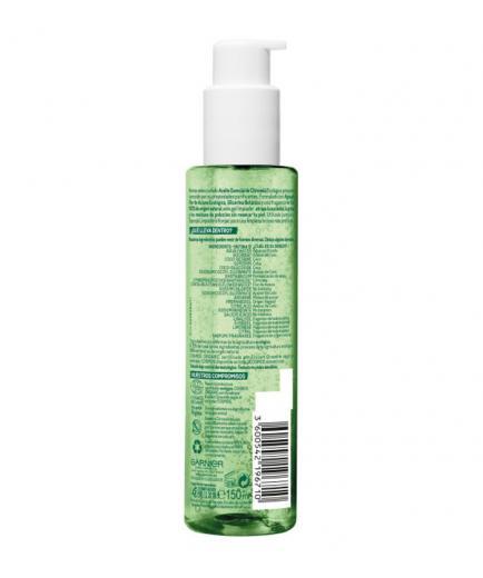 Garnier BIO - Ecological Cleansing Gel Detox Lemongrass