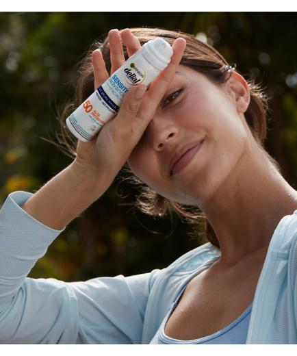 Garnier - Delial Sensitive Advanced SPF 50  Misting facial moisturizer