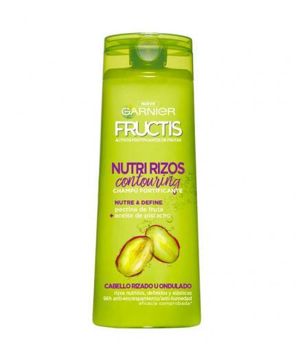 Garnier - Fructis Fortifying Shampoo Nutri Rizos - Curly and wavy hair 300ml