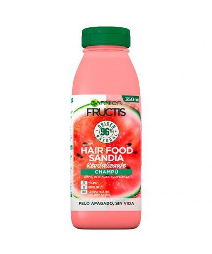 Garnier - Shampoo Fructis Hair Food - Watermelon: Dull hair
