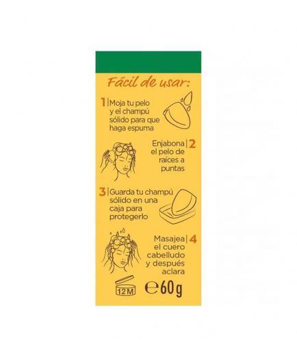 Garnier - Solid Repair Shampoo Original Remedies - Damaged, brittle hair