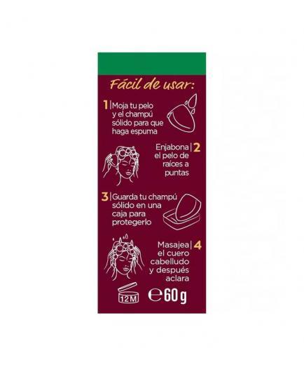 Garnier - Solid Revitalizing Shampoo Original Remedies - Weakened, dull hair