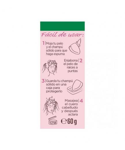 Garnier - Soft Solid Shampoo Original Remedies - Delicate Hair