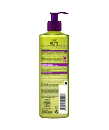 Garnier - Cream without Rinse Fructis Nutri Curls Air Dried - Curly or Wavy Hair