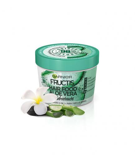 Garnier - Fructis Hair Food Mask 3 in 1 - Aloe Vera: Normal Hair