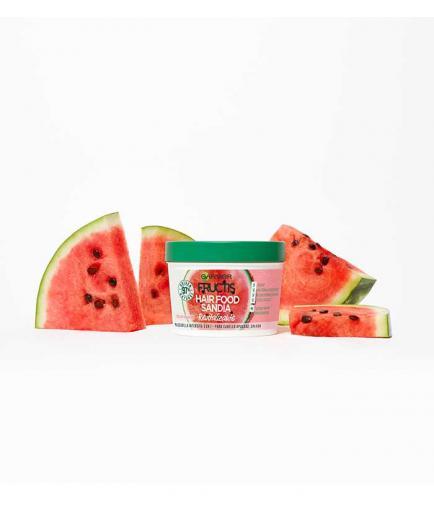 Garnier - 3 in 1 Mask Fructis Hair Food - Watermelon: Dull hair