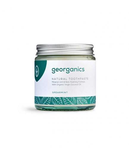 Georganics - Natural toothpaste in cream - Coconut Oil and Peppermint