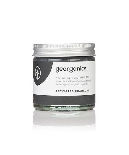 Georganics - Natural toothpaste in cream - Activated Charcoal