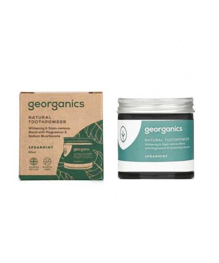 Georganics - Natural toothpaste - Spearmint