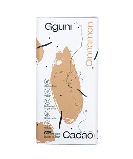 Gguni - Chocolate with cinnamon sweetened with dates - 60g