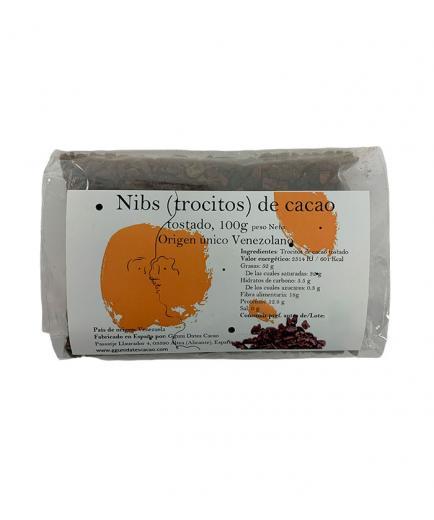 Gguni - Roasted Cocoa Nibs - 100g
