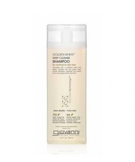 Giovanni - Golden Wheat Deep Cleanse Shampoo