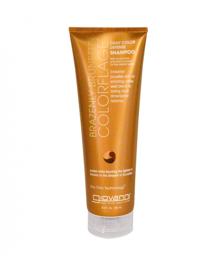 Giovanni - Daily Color Defense Shampoo - Colorflage Brazenly Brunette
